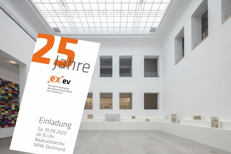 25 Jahre Alumni-Arbeit – der EX feiert Jubiläum