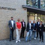 EX e.V. feierte Jubiläum im Baukunstarchiv